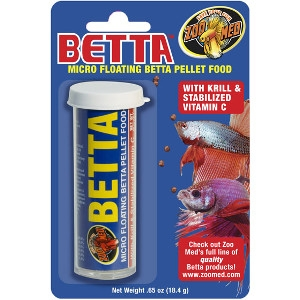 Betta™ Micro Floating Pellet Food
