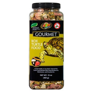 Gourmet Box Turtle Food
