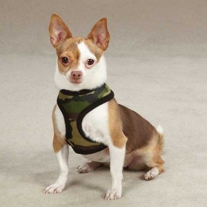 Casual Canine® Fabric Camo Harness