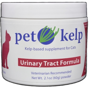 Pet Kelp Urinary Tract Formula Jar For Cats 60gm.