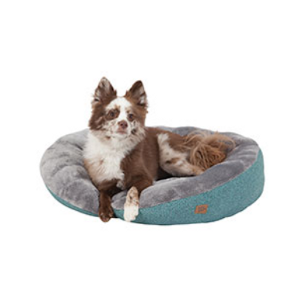 MuttNation Plush Printed Lounger
