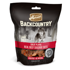 Backcountry Great Plains Real Beef Sausage Cuts