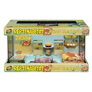 ReptiHabitat™ Hermit Crab Kit