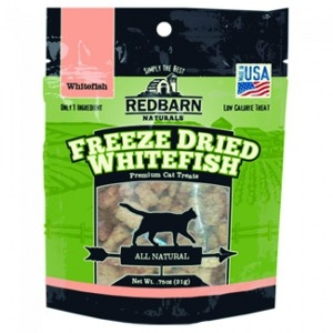 Whitefish Freeze-Dried Cat Treats