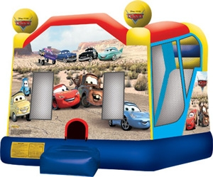 Cars Combo Moonbounce