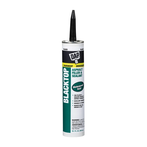 Blacktop Asphalt Filler & Sealant 10.1 oz Tube