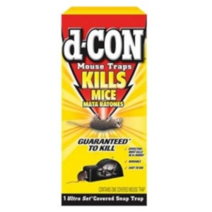 D-Con Ultra Snap Mouse Trap