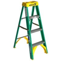 4ft type 11 fiberglass stepladder