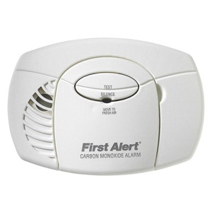First Alert?? Battery Powered Carbon Monoxide Alarm