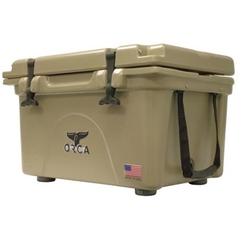 Orca Tan Cooler, 26 Quart
