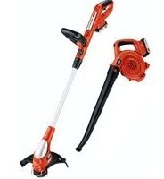 Trimmer/Sweeper Combo Kit 20v
