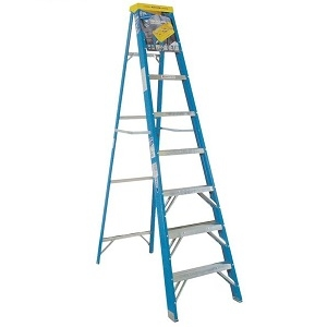 Werner Single Sided Step Ladder