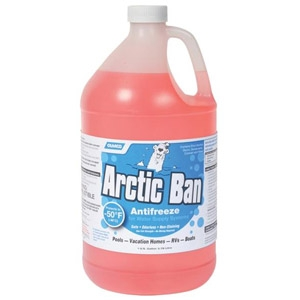 1-Gallon Artic Ban RV Antifreeze