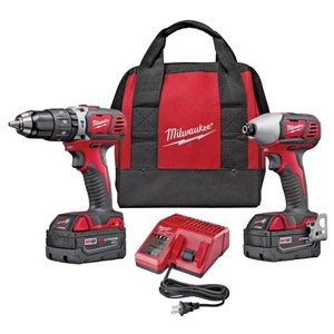 Milwaukee® Cordless Combo Kit