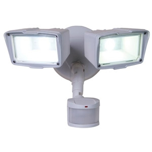 Cooper Lighting Twin Head Floodlight