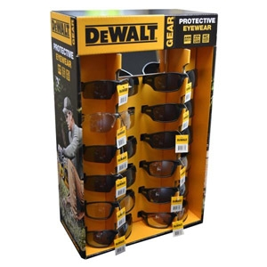 Dewalt® Crosscut Safety Glasses