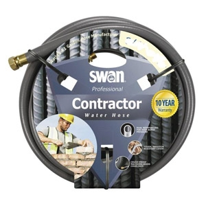 Swan® 3/4-In. x 75-Ft. Professional Contractor Grade Heavy-Duty Water Hose
