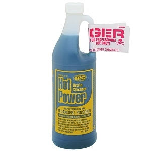 1-Qt. Hot Power Drain Cleaner