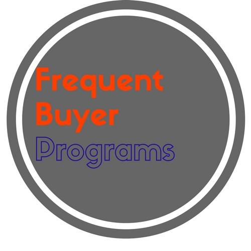 Frequent Buyer Programs