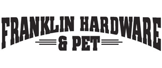 Franklin Hardware and Pet Center Logo