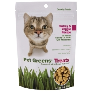 Crunchy Cat Treats