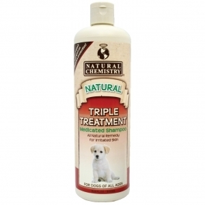 Triple Treatment Shampoo 16 Ounce