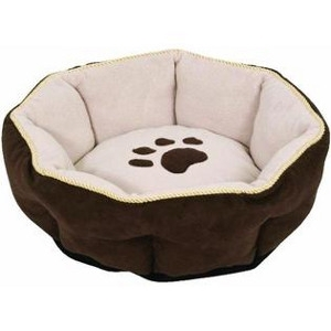 SCULPTURED ROUND BED