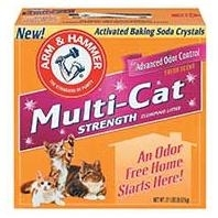Arm & Hammer Multi-Cat Litter Es 20Lb