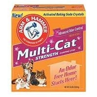 Arm & Hammer Multi-Cat Litter Es 28Lb