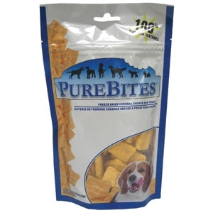 PUREBITES CHEDDAR CHEESE