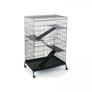 Steel Ferret Cage