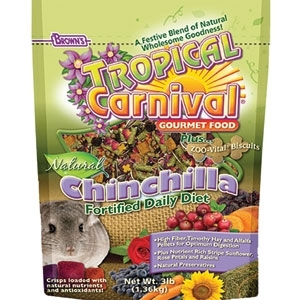 TROPICAL CARNIVAL NATURAL CHINCHILLA