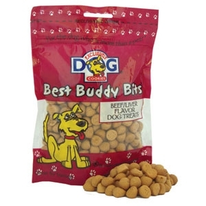 Best Buddy Bits Beef/Lvr 5.5Oz