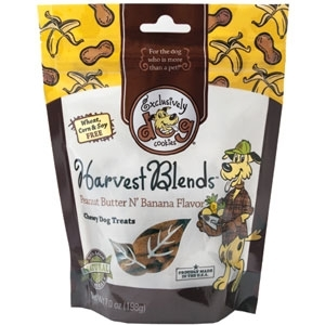 HARVEST BLENDS- PEANUT BUTTER AND BANANA