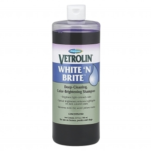 Vetrolin White N Brite Shampoo 32 Ounce