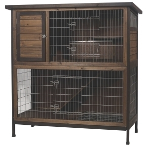 Rabbit Hutch 48In/2 Story
