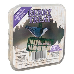 Picture Label Suet Treat Berry 11.75 oz.