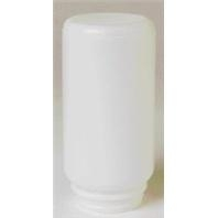 Screw On Plastic Jar White 1 Quart