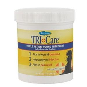 Tri-Care Wound Treatment 14 Oz.