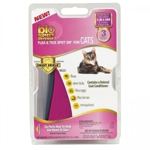 Bio Spot Defense Flea & Tick Spot On For Cats