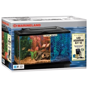 BIO-WHEEL GLASS AQUARIUM KIT