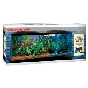 BIO-WHEEL GLASS DELUXE AQUARIUM KIT