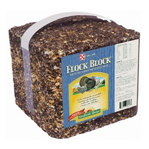 Flock Block SunFresh® Recipe