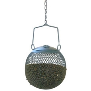 No/No Seed Ball Feeder Green