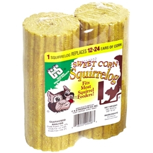 Sweet Corn Squirrelog Refill 32 oz.