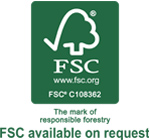 Forest Stewardship Cousel Logo