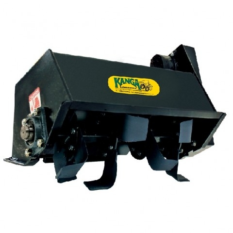 Tiller Attachment-Mini Skid Loader