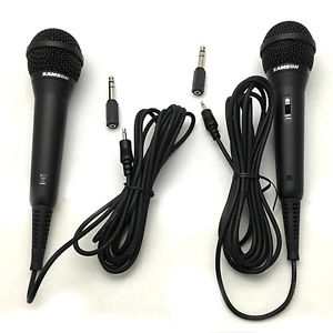 Microphone-Corded