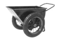 Concrete Wheelbarrow Manual