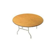 Table, round, 5'